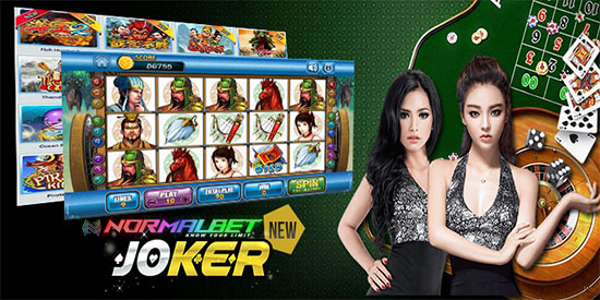 Joker game slot